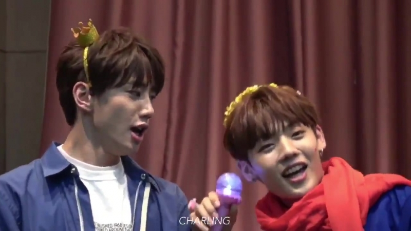 FANCAM | 04.05.18 | Chan @ UNB 8th Fansign International Youth Center