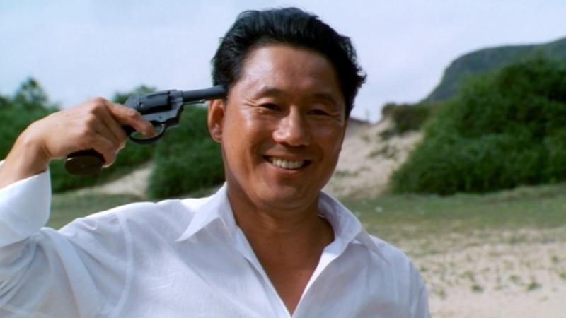 Сонатина 1993 Sonatine реж. Такеши Китано триллер, комедия, криминал