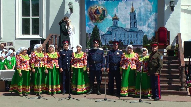 210 летие Свято-Троицкого кафедрального собора Алексеевки (2018)