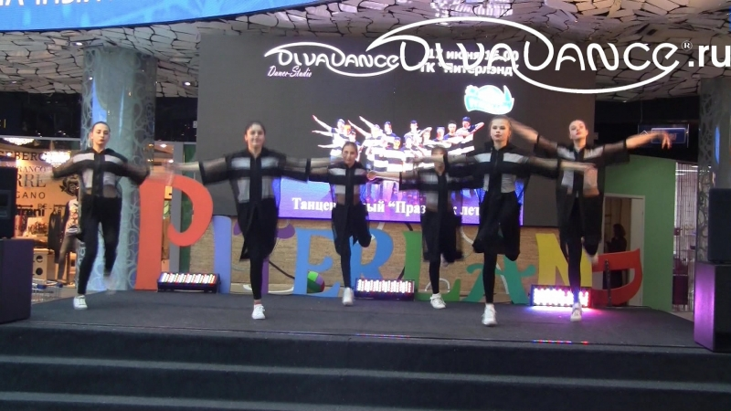 YSF (Yulya Safonova Family) хип-хоп - школа танца Divadance