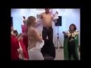 Стрептиз на свадьбе