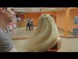 Момент импровизации самый кайфовый,когда можно просто быть собой))).Vladimir Balashov&Lana-love,bachata в Breeze Dance)