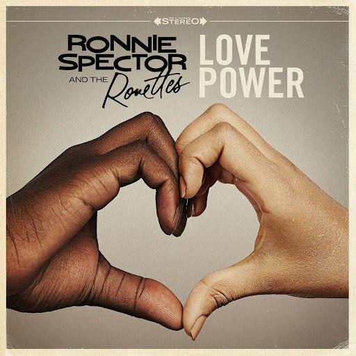 The Ronettes альбом LOVE POWER