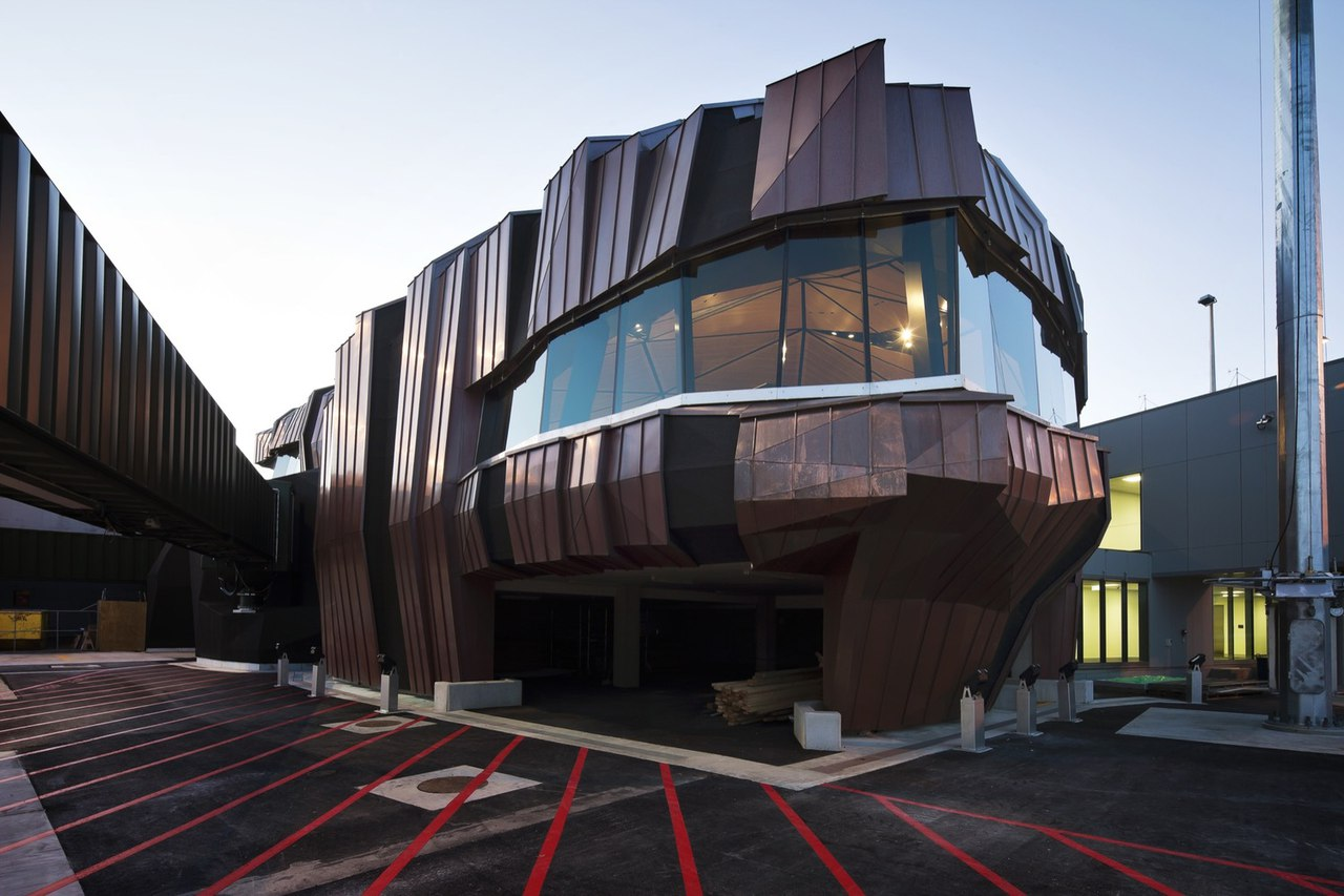 The Rock / Studio Pacific Architecture   Warren and Mahoney