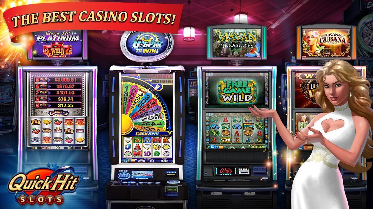 Причины игры в казино на Android-устройстве