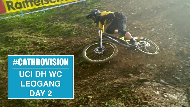 CATHROVISION 2018 Leogang World Cup Day 2 - RAW/STUMP HUCKS