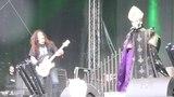 Candlemass Feat Papa Emeritus III@Gefle Metal Festival