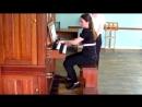 MVI_1827 - А. Вивальди. И. С. Бах - Концерт Ля - минор, части 1, 2, 3.