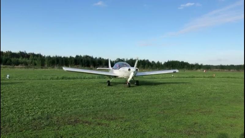 Первым делом самолёты :)