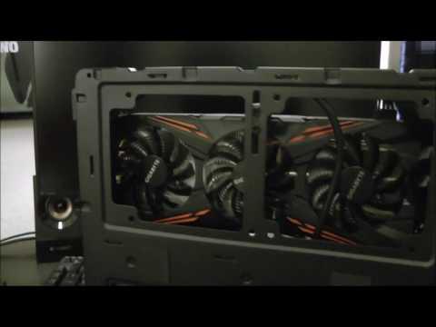 GTX 1080 Fractal Design Node 202 Mini ITX Gaming Build