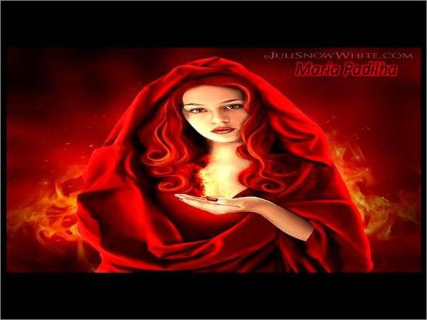 Oração à Maria Padilha - chamar alguém, amor