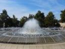 Поющий фонтан в г Марианске Лазне Чехия