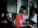 ✩ Репетиция на пианино 1987 Пластинки Виктор Цой рок-группа Кино