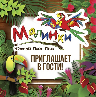 Южный-Парк-Птиц Малинки