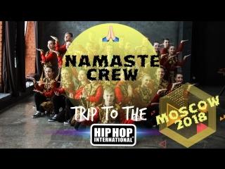 Trip to the HHI Russia 2018 | NAMASTE CREW
