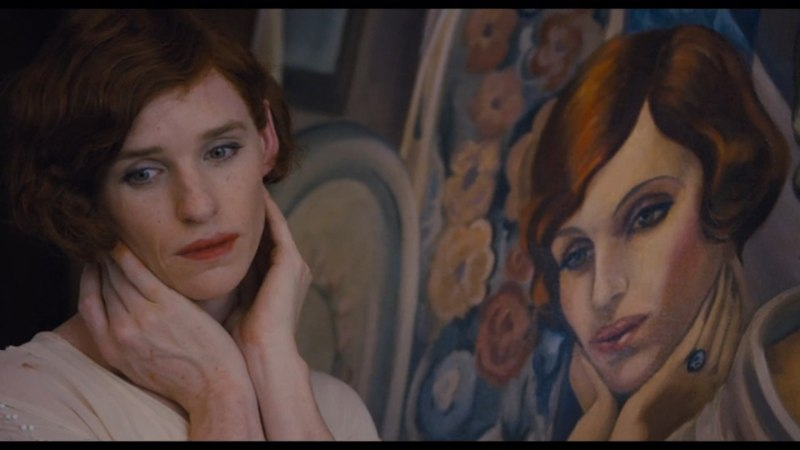 Девушка из Дании The Danish Girl (2015) Дублированный трейлер