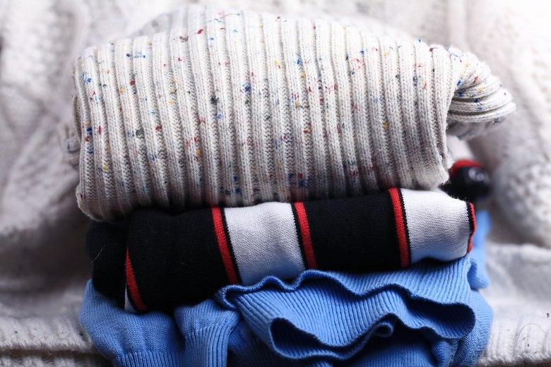 Томичи могут помочь малоимущим семьям ненужной одеждой и обувью