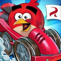 Angry Birds Go [Мод: тупые боты]
