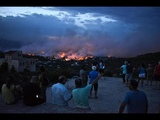 Devastating Fires In GreeceDam Collapse In LaosRecord Heatwave Multiple Continents