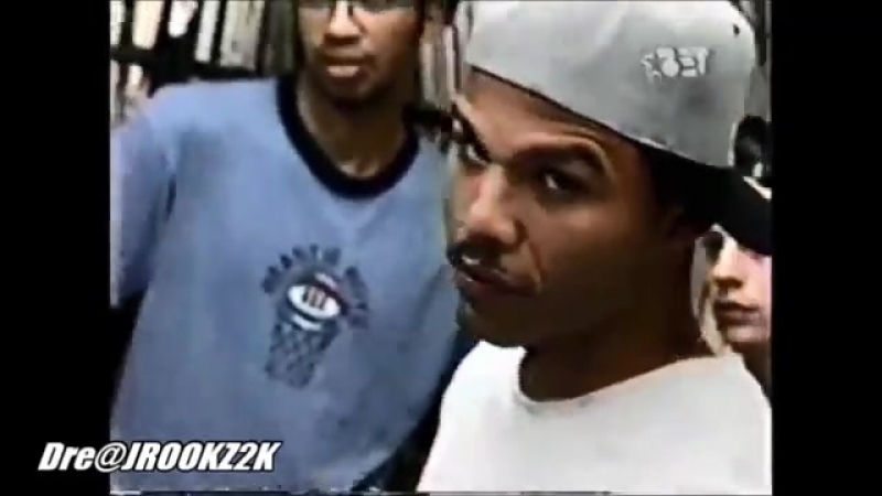 Lord Finesse, Pharoahe Monch and Prince Poetry Freestyle