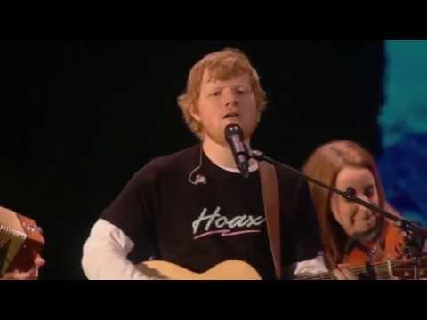 Выступления   Ed Sheeran - Galway Girl [Live from the Billboard Music Awards 2018]