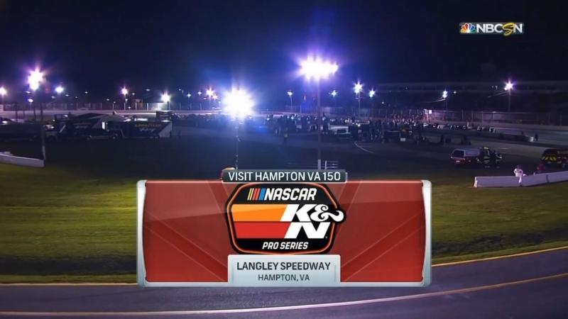 2018 NASCAR KN Pro Series East - Round 03 - Hampton 150