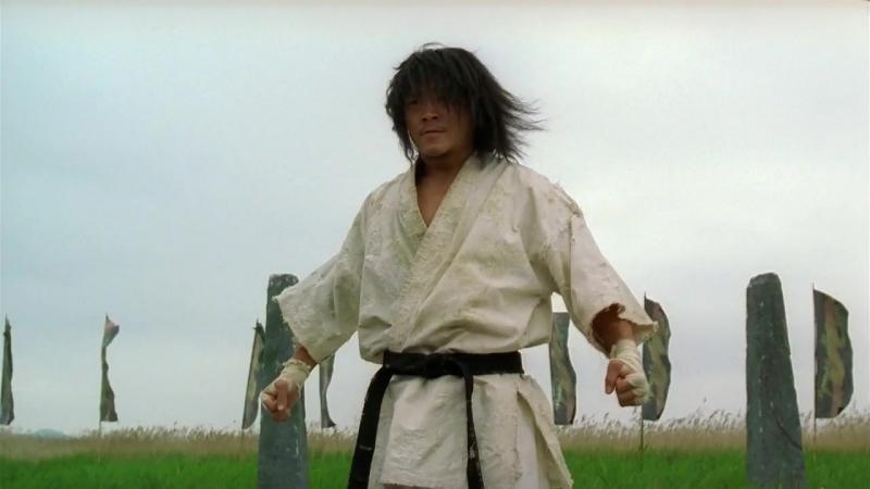 Воин ветра 2004