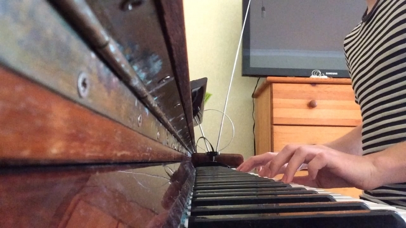 Wind of change - scorpions (cover piano)