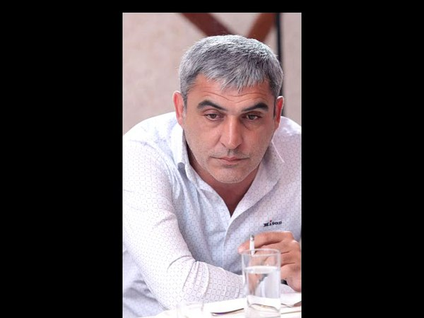Fuad Ibrahimov Deli Deyirler Mene 2017