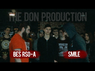 Кавказский флоу | Smile vs Bes (RSO-A) | THE DON PRODUCTION