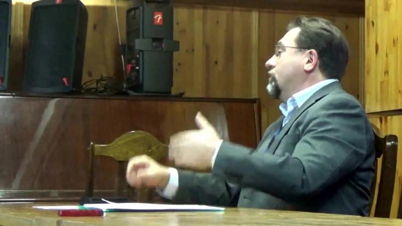 Московсий психотерапевт Д. А. Авдеев в Рыбинске. 11.12.2014