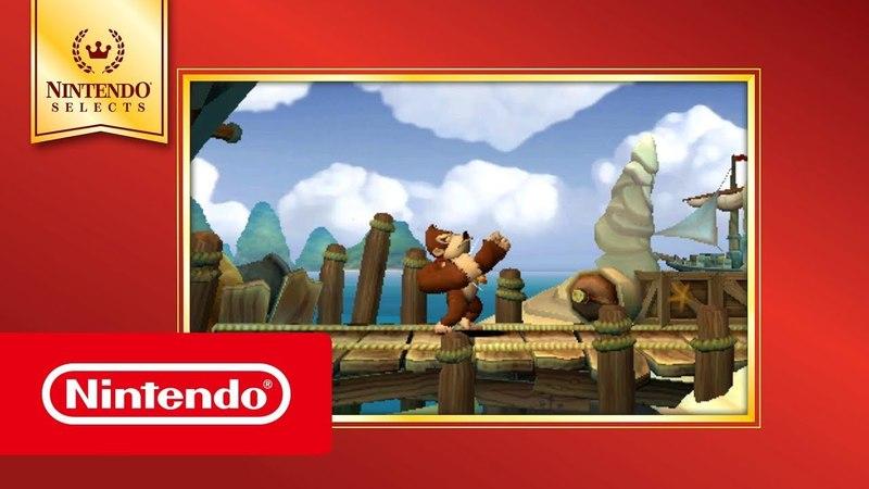 Nintendo Selects — Больше веселья на Nintendo 3DS!
