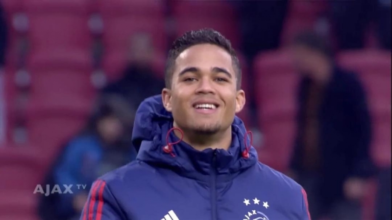 Justin Kluivert Best Skills Goals and Assists 2018