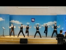 Сиртаки студия современного бального танца Ритм руководитель - Валерий Скирко