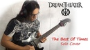 Dream Theater - The Best Of Times - Guitar Solo ( Cover by Joessef )