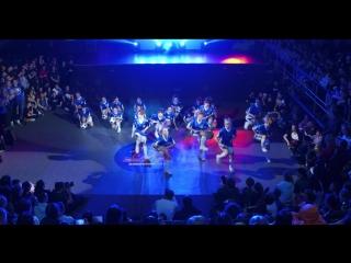 "U-13 ANNIVERSARY | BEST TEAM SHOW BEGINNERS | СТУДИЯ СОВРЕМЕННОГО ТАНЦА ""MIX"" (Набережные Челны)"