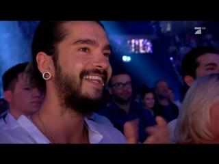 24.05.2018 - финал germanys next topmodel. появление хайди по песню easy (instrumental)