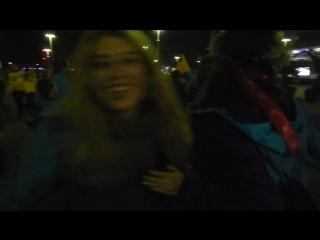 Прощание волонтеров и участников ВФМС в Сочи. Это забыть нельзя!!! #ВФМС2017 #ЯФестиваль #МыБудущее #ImFest #WeAreFuture