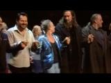 Борис Годунов , поклоны, премьера , Парижская национальная опера 07 июня 2018