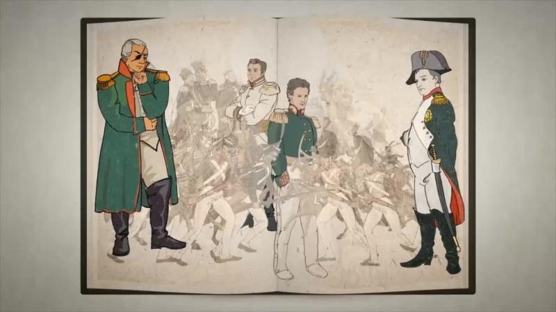 Кутузов и Наполеон в романе Л.Н. Толстого «Война и Мир»