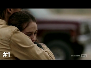 Four moments with Alicia and Nick Clark | FearTWD