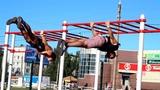 ВОРКАУТ ВОЛОГДА | Тренировка на свежем воздухе