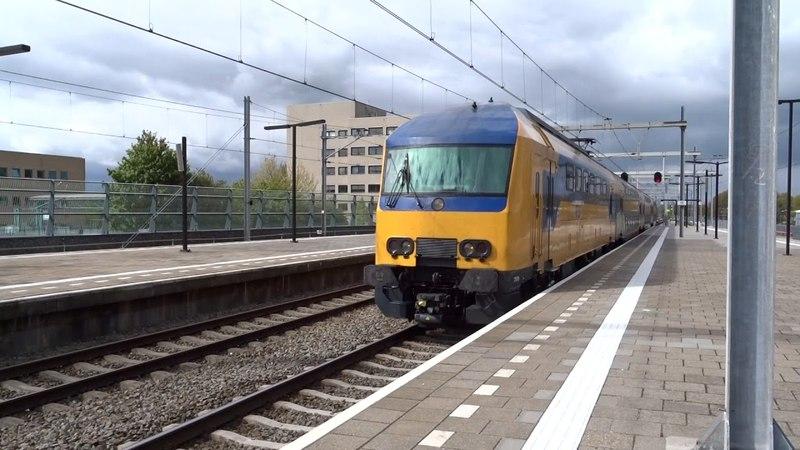 DDZ komt aan op Station Almere Centrum!