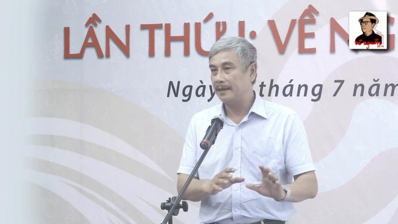 Dai Sifu Tran Viet Trung Festival Vinh Xuan Ngo Si Quy 2016