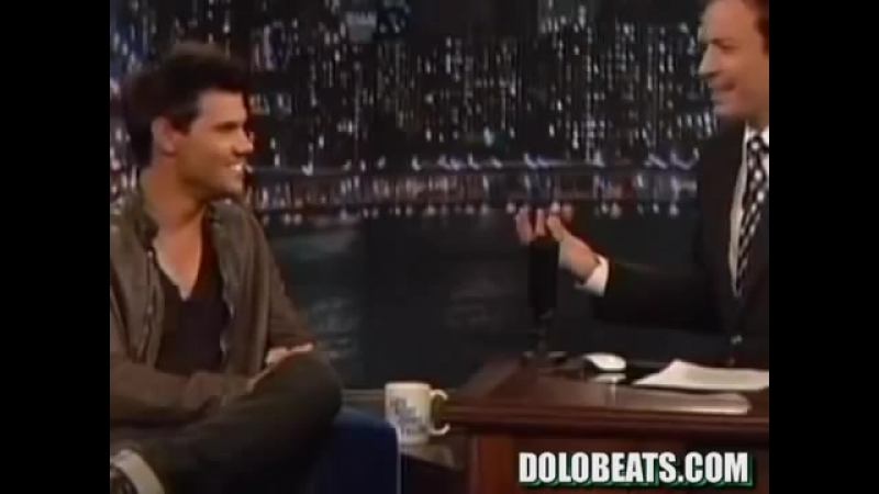 Taylor Lautner Interview On Jimmy Fallon 9_24_2011