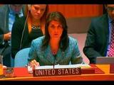 WHAT UN ambassador Nikki Haley just did Will DESTROY the UN International Security Council