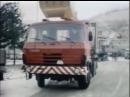 Tatra 815 Татра репортаж Tatry pre Arménsko (1988)
