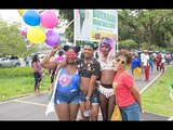 Guyana Gay Parade 2018 Pride walk