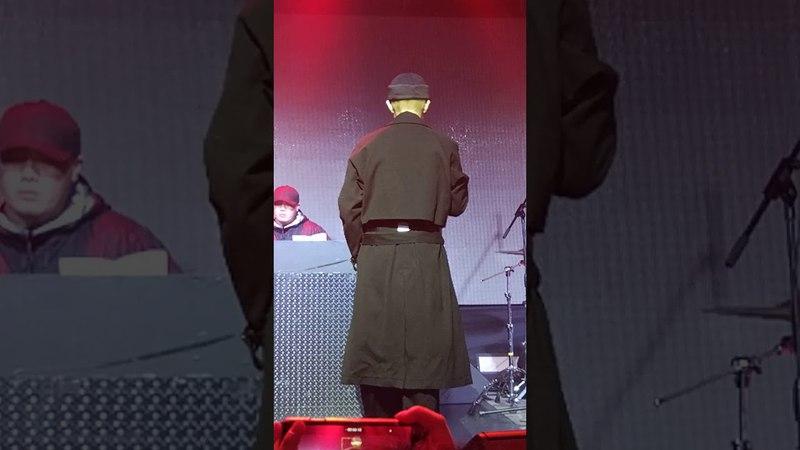 기리보이 180113 졸업식 발매 기념 단독콘서트 - 성인 취소