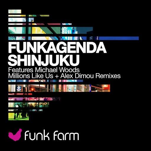 Funkagenda альбом Shinjuku